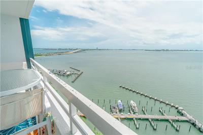 Sarasota Condo For Sale: 988 Blvd Of The Arts #1516
