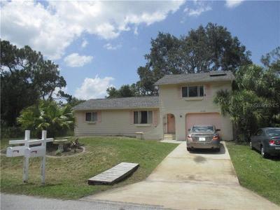 Port Charlotte Single Family Home For Sale: 21200 Argyle Avenue