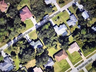 North Port Residential Lots & Land For Sale: Shalimar Terrace