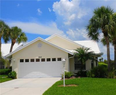 Single Family Home For Sale: 1813 Ashley Drive