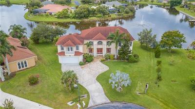 Bradenton Single Family Home For Sale: 6163 9th Avenue Circle NE