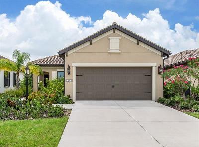 Nokomis Single Family Home For Sale: 292 Cassano Drive