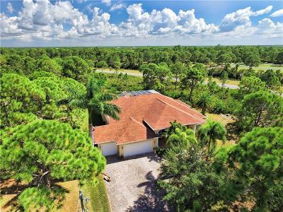 Placida Single Family Home For Sale: 1 Mooring Place