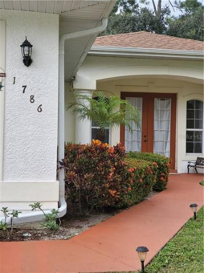 North Port FL Single Family Home For Sale: $230,000