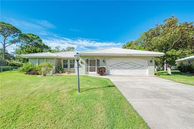 Nokomis Single Family Home For Sale: 117 Degas Drive