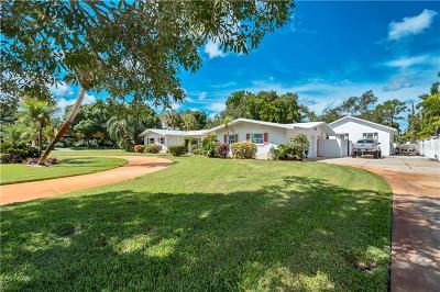 Venice Single Family Home For Sale: 401 Orlando Street