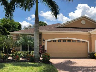 North Port Villa For Sale: 4530 Turnberry Circle