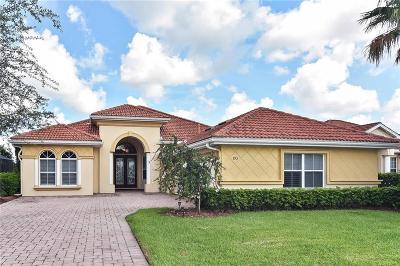 Single Family Home For Sale: 193 Medici Terrace