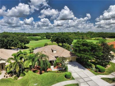 North Port Single Family Home For Sale: 1836 Coconut Palm Circle