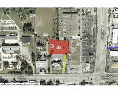 Longwood Residential Lots & Land For Sale: 434 W E