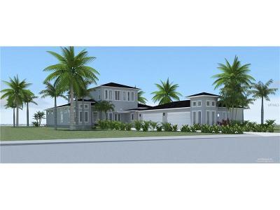 Belle Isle Single Family Home For Sale: 0 Seminole Drive