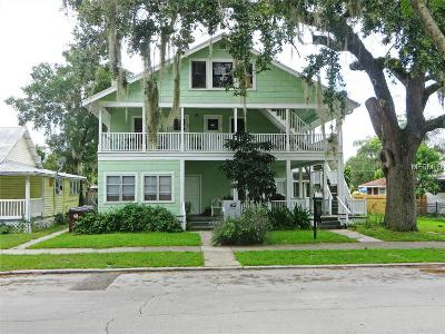 Orange County, Osceola County, Seminole County Multi Family Home For Sale: 712 Florida Avenue