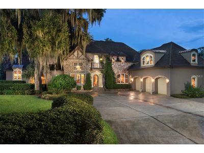 Orlando FL Single Family Home For Sale: $1,550,000