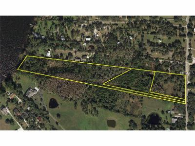 Residential Lots & Land For Sale: 12808 Kirby Smith Road