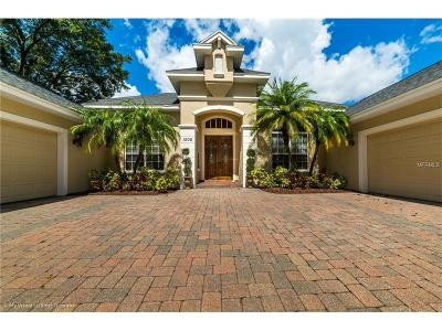 Oviedo Single Family Home For Sale: 1508 Hunters Mill Place