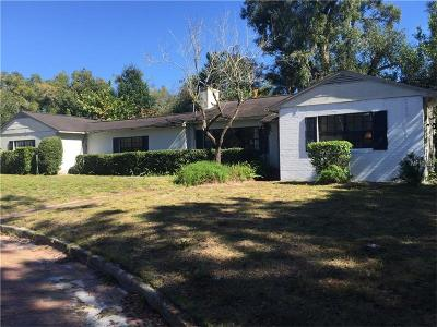 Winter Park Single Family Home For Sale: 200 Oakwood Way
