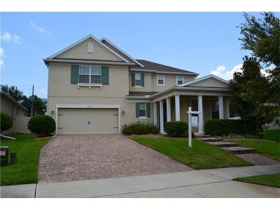 Orlando Single Family Home For Sale: 11737 Verrazano Drive