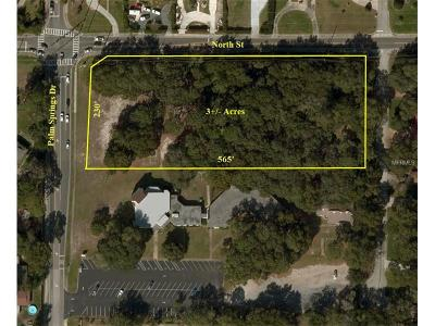 Altamonte Springs Residential Lots & Land For Sale: 1021 Palm Springs Drive