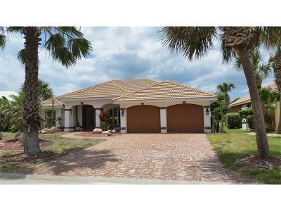 Ormond Beach Single Family Home For Sale: 3810 Islamorada Drive