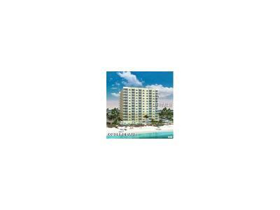 Daytona Beach Shores Condo For Sale: 3721 S Atlantic Avenue #406