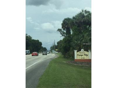 Orange City Residential Lots & Land For Sale: N Volusia Avenue