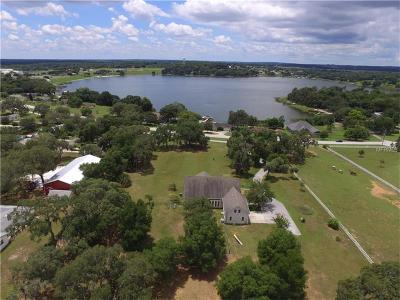Montverde Single Family Home For Sale: 17550 County Road 455