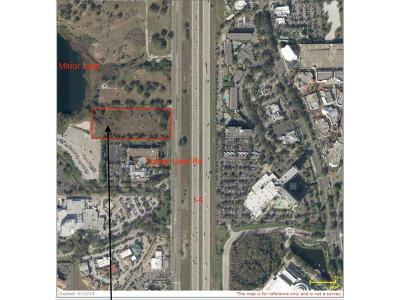 Residential Lots & Land For Sale: 9278 Turkey Lake Road