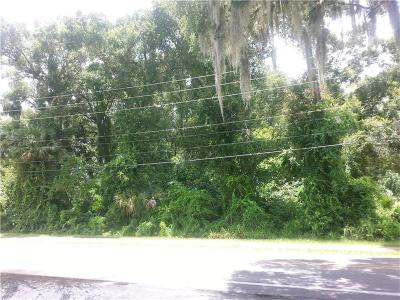 Volusia County Residential Lots & Land For Sale: E Church Street