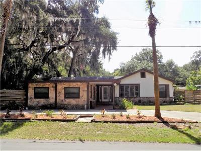Belle Isle Single Family Home For Sale: 5115 Oak Island Road