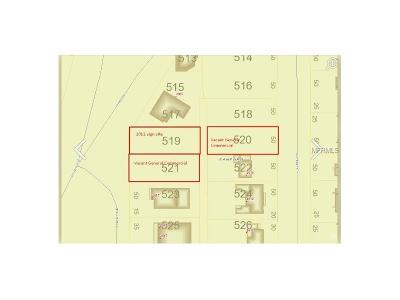 Sanford Residential Lots & Land For Sale: Laurel Avenue