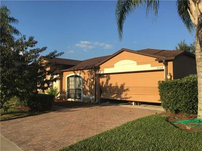 Sanford FL Single Family Home Sold: $85,000