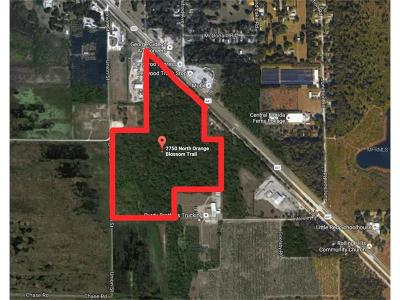 Orange County Residential Lots & Land For Sale: 2750 N Orange Blossom Trail