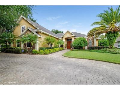Oviedo Single Family Home For Sale: 4500 Old Carriage Trail