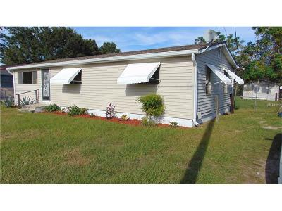 Groveland FL Single Family Home For Sale: $100,000