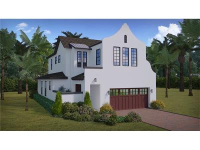 Winter Park Single Family Home For Sale: 842 English Court