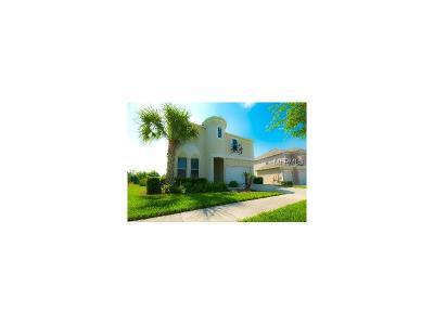 Kissimmee Single Family Home For Sale: 8513 La Isla Drive