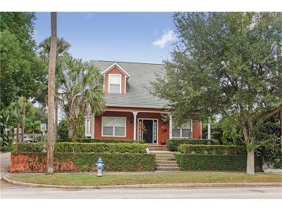 Orlando Single Family Home For Sale: 524 Highland Avenue