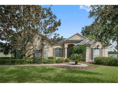 Orlando Single Family Home For Sale: 3773 Winding Lake Circle