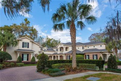 Winter Park Single Family Home For Sale: 1941 Legion Drive