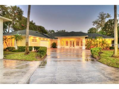 Volusia County Single Family Home For Sale: 6007 S Williamson Boulevard
