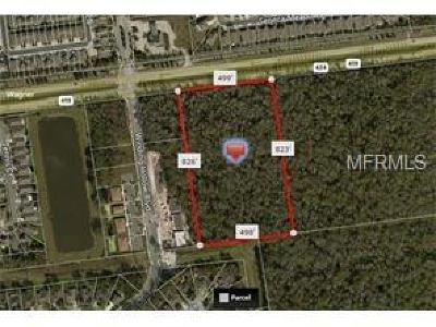 Winter Springs Residential Lots & Land For Sale: 955 E 434 State Road