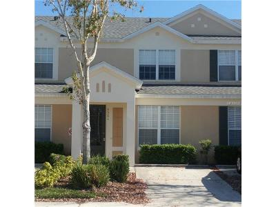 Kissimmee Townhouse For Sale: 2521 Maneshaw Lane