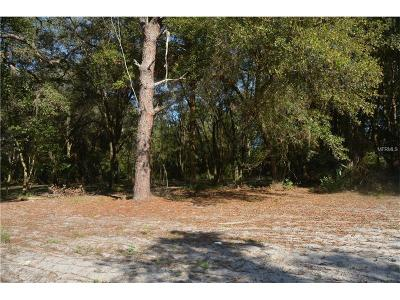 Altamonte Springs Residential Lots & Land For Sale: Marker Street