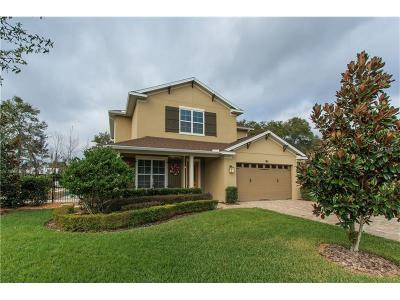 Lake Mary Single Family Home For Sale: 180 Rolex Point