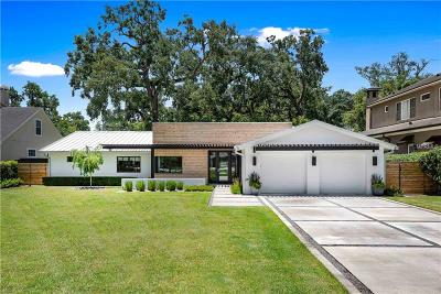 Winter Park Single Family Home For Sale: 1238 Via Estrella