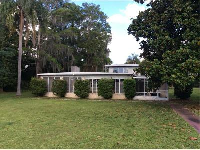 Single Family Home For Sale: 12712 Lake Mary Jane Road
