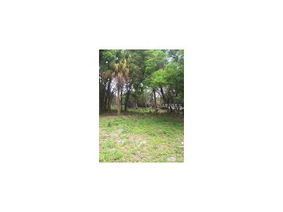 Safety Harbor Residential Lots & Land For Sale: 0 Enterprise Road E