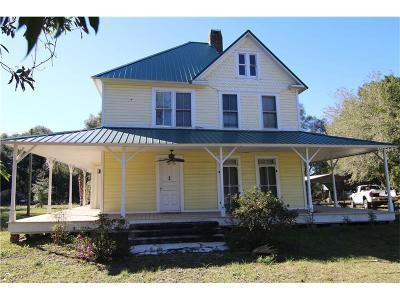 Pierson Single Family Home For Sale: 110 N Volusia Avenue