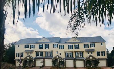 Tarpon Springs Townhouse For Sale: 872 Callista Cay Loop #872