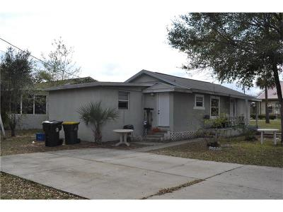 Clermont Single Family Home For Sale: 907 Scott Street